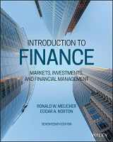 9781119561170-1119561175-Introduction to Finance: Markets, Investments, and Financial Management