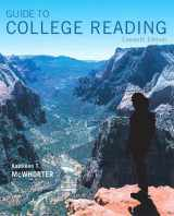 9780134111711-0134111710-Guide to College Reading
