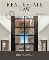9781475431629-1475431627-Real Estate Law (REAL ESTATE LAW (KARP, JAMES))