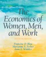 9780132992817-0132992817-The Economics of Women, Men and Work (7th Edition) (Pearson Series in Economics)