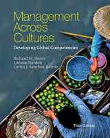 9781316604038-1316604039-Management across Cultures: Developing Global Competencies