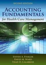 9781449645281-1449645283-Accounting Fundamentals for Health Care Management, 2nd Edition