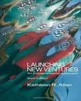 9780538481793-053848179X-Launching New Ventures: An Entrepreneurial Approach