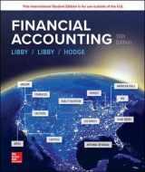 9781260565430-1260565432-Financial Accounting
