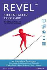 9780134003221-0134003225-Revel for Intercultural Competence: Interpersonal Communication Across Cultures -- Access Card (8th Edition)