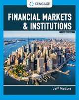 9780357130797-0357130790-Financial Markets & Institutions (MindTap Course List)