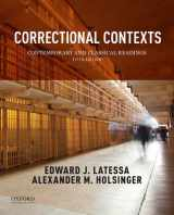 9780190280710-0190280719-Correctional Contexts: Contemporary and Classical Readings