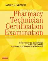 9780323113373-0323113370-Mosby's Review for the Pharmacy Technician Certification Examination (Mosby's Reviews)
