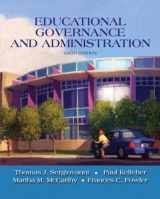 9780205581931-0205581935-Educational Governance and Administration