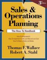 9780997887723-0997887729-Sales and Operations Planning The How-To Handbook