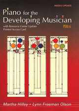 9780495572183-0495572187-Piano for the Developing Musician, Media Update (with Resource Center Printed Access Card)