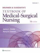9781496355157-1496355156-Brunner & Suddarth's Textbook of Medical-Surgical Nursing