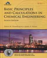 9780132346603-0132346605-Basic Principles and Calculations in Chemical Engineering, 8th Edition (International Series in the Physical and Chemical Engineering Sciences)