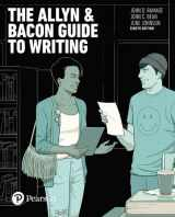 9780134424521-0134424522-The Allyn & Bacon Guide to Writing (8th Edition)