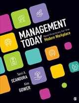 9781506385877-1506385877-Management Today: Best Practices for the Modern Workplace