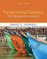9781305652972-1305652975-Fundamental Statistics for the Behavioral Sciences