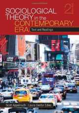 9781412987615-141298761X-Sociological Theory in the Contemporary Era: Text and Readings