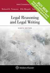 9781454886525-1454886528-Legal Reasoning and Legal Writing [Connected Casebook] (Aspen Coursebook)