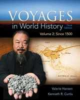 9781305583412-1305583418-Voyages in World History, Volume 2