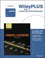 9781119346661-1119346665-Financial Accounting, 10e WileyPLUS Registration Card + Loose-leaf Print Companion