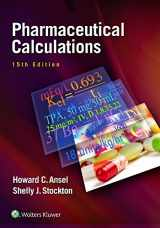 9781496300713-1496300718-Pharmaceutical Calculations