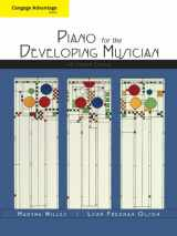 9781439085431-1439085439-Cengage Advantage Books: Piano for the Developing Musician, Concise