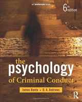 9781138935778-1138935778-The Psychology of Criminal Conduct