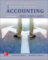 9781259543470-1259543471-Ethical Obligations and Decision-Making in Accounting: Text and Cases (Book ONLY)