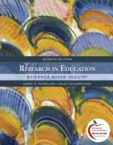 9780137152391-0137152396-Research in Education: Evidence-Based Inquiry (7th Edition)