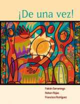 9780618348947-0618348948-De una vez!: A College Course for Spanish Speakers (World Languages)
