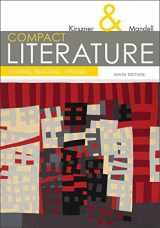 9781337284974-1337284971-COMPACT Literature: Reading, Reacting, Writing (with 2016 MLA Update Card) (The Kirszner/Mandell Literature Series)