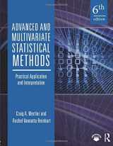 9781138289734-1138289736-Advanced and Multivariate Statistical Methods