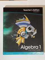 9780133185553-0133185559-Pearson Algebra 1: Common Core, Vol. 1, Teacher's Edition