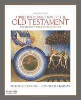 9780190903756-0190903759-A Brief Introduction to the Old Testament: The Hebrew Bible in Its Context