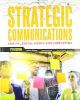 9781524998950-1524998958-Strategic Communications for PR, Social Media and Marketing