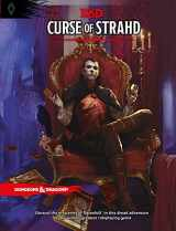 9780786965984-0786965983-Curse of Strahd (Dungeons & Dragons)