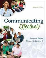 9780073523873-0073523879-COMMUNICATING EFFECTIVELY