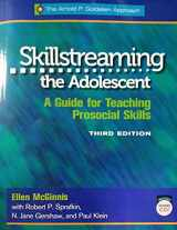 9780878226535-0878226532-Skillstreaming the Adolescent: A Guide for Teaching Prosocial Skills, 3rd Edition (with CD)