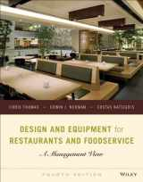9781118297742-1118297741-Design and Equipment for Restaurants and Foodservice: A Management View, 4th Edition