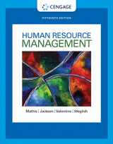 9781305500709-1305500709-Human Resource Management