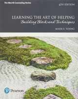 9780134474496-013447449X-Learning the Art of Helping: Building Blocks and Techniques with MyLab Counseling with Pearson eText -- Access Card Package (Merrill Counseling)