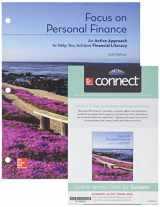 9781260260830-1260260836-GEN COMBO LOOSELEAF FOCUS ON PERSONAL FINANCE; CONNECT ACCESS CARD