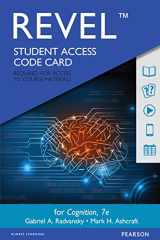 9780134476766-013447676X-Revel for Cognition -- Access Card