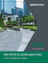 9781946872678-1946872679-Site Work & Landscape Costs with Rsmeans Data: 60289