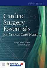 9781284068320-1284068323-Cardiac Surgery Essentials for Critical Care Nursing