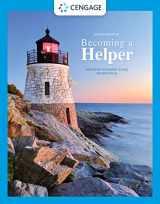 9780357366271-0357366271-Becoming A Helper (MindTap Course List)