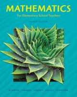 9780321448040-0321448049-Mathematics for Elementary School Teachers (4th Edition)