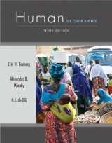 9781118018699-1118018699-Human Geography: People, Place, and Culture