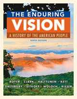 9781305861664-1305861663-The Enduring Vision: A History of the American People