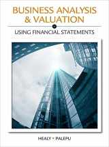 9781111972301-1111972303-Business Analysis Valuation: Using Financial Statements (No Cases)